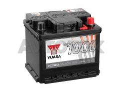 Аккумулятор YBX 1063 40 a/ч 350a (207х175х175)