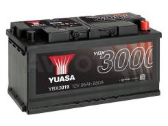 Аккумулятор YBX 3019 95 a/ч 850a (353х175х190)