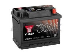 Аккумулятор YBX 3027 60 a/ч 550a (243х175х190)