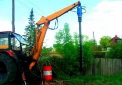Новый гидробур на экскаватор Коматсу в наличии в Ярославле