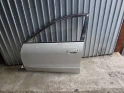 Дверь передняя левая Mitsubishi Galant EA