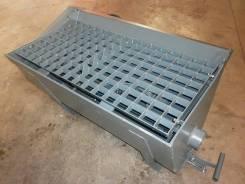 Ковш для бетона на экскаватор-погрузчик Вольво в наличии