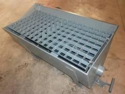 Ковш бетоносмесительный на экскаватор-погрузчик Вольво в наличии