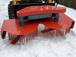 Кусторез-косилка на мини погрузчик вольво в наличии в санкт-петербурге