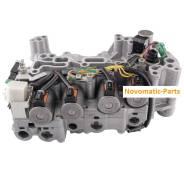 Гидроблок КПП, вариатора (CVT) JF015. Nissan Juke, F15, NF15, YF15, F15E Двигатели: HR15DE, HR16DE, MR16DDT