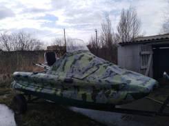 Аэролодка Пиранья-1