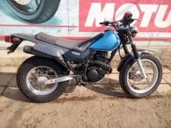 Yamaha TW 200, 2004