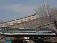 Лодка Меркъюри 4,3 м.