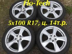 Литьё Flo-Tech 5x100 R17 БП по РФ (100% с Японии)
