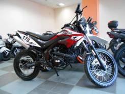 Мотоцикл Xmoto ZR200, 2016