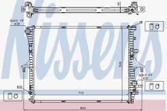 Радиатор двигателя VW Touareg (7L) / AUDI Q7 (4L) / Cayenne (9PA)