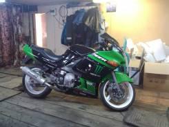 Kawasaki ZZR, 2001