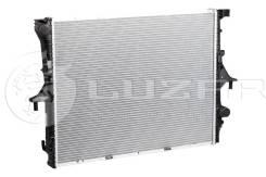 Радиатор двигателя VW Touareg (7L) / AUDI Q7 (4L) / Cayenne 2002-2010