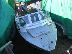 Катер Wellboat 45M с мотором Yamaha 50 л. с