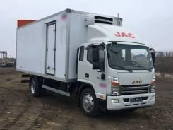 JAC N120. JAC 7 ТОНН N120 - рефрижератор от официального дилера, 3 760куб. см., 7 690кг., 4x2