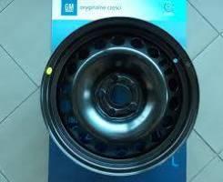 Диск колеса штамп Chevrolet Orlando R16 5x115 (13259235)