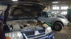 Ремонт, диагностика, проверка тнвд Mitsubishi Pajero 4M41.