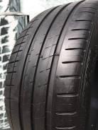 Michelin Pilot Sport 3. летние, 2011 год, б/у, износ 20%