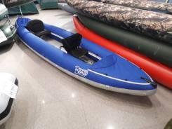 Продам лодка Тайга 430 (Серо/синий)