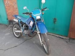 Kawasaki KDX 200SR в разбор без пробега по Р/Ф