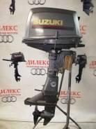 Suzuki. 6,00л.с., 2-тактный, бензиновый, нога S (381 мм)