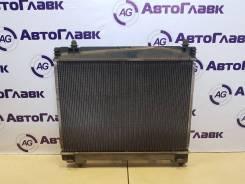 Радиатор охлаждения двигателя. Toyota Ractis, SCP100 Toyota Vitz, KSP130, KSP90, SCP90 Toyota Belta, KSP92, SCP92 2SZFE, 1KRFE