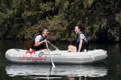Надувная лодка 3 местная Bestway Marine Pro.291х127х46с Kind100