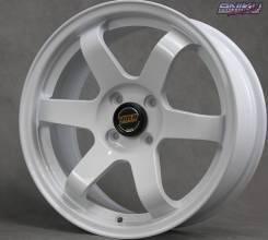NEW Комплект дисков Volk Racing TE37 SL R16 7j ET+35 4*100 (D159)