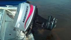 Мотор лодочный Mariner 30, двухтактный.