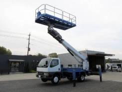 Mitsubishi Fuso Canter. Mitsubishi Canter Автоплатформа 16м, 5 240куб. см., 16,00м. Под заказ