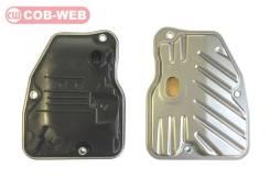 Фильтр АКПП с прокладкой поддона COB-WEB 11427B