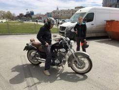 Прокат мотоцикла Yamaha Чоппер