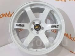 NEW! Комплект дисков Volk Racing TE37SL R17 8jj ET35 5*100 (D121B)