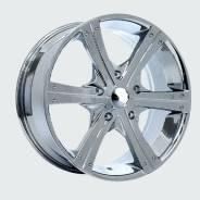 Диск колесный 20x9 5x130 ET50 d.71,6 MKW MK-150S SP3 (Chrome) Распр
