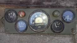Панель приборов газ