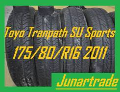 Toyo Tranpath S/U. летние, 2011 год, б/у, износ 10%