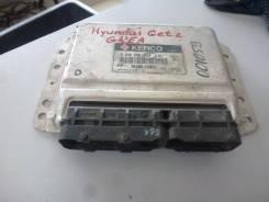 Блок управления ДВС Hyundai Getz G4EA