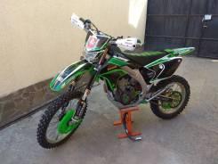 KLX450R, 2010