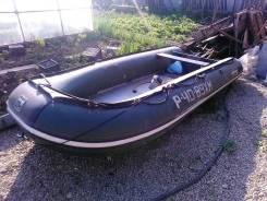 Продам лодку штурман 380 с плм сузуки 30