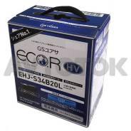 Аккумулятор GS Yuasa ECO. R HV S34B20L AGM 35А/ч п. т.275а для Гибрида