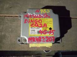 Блок управления airbag на Mitsubishi Mirage Dingo CQ2A 4G15 MR472207