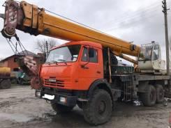 Ивановец КС-45717К-3Р. Продается автокран ивановец КС-45717К-3Р, 11 700куб. см., 29,00м.