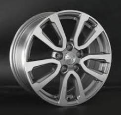 Диск колесный 17x7 5x114,3 ET45 d.66,1 Replay NS123 GMF