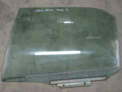 Стекло задней левой двери Toyota Sprinter Carib, 1998 AE114, 4AFE