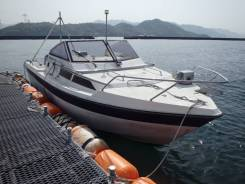 Продам Yamaha Miyama MF230 4х. тактным мотором 115л. с.