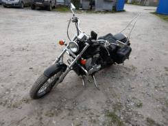 Honda Steed 400, 2002
