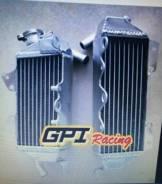 Радиаторы GPI Racing Kawasaki KLX250R/S Kawasaki D-Tracker Suzuki SB