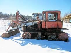 ВгТЗ ДТ-75. Трактор ДТ-75 Чайка