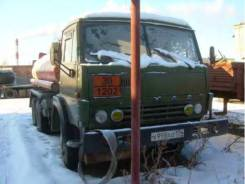 КамАЗ 55111-1012-02, 1991