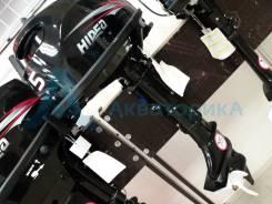Лодочный мотор Hidea HD5FHS Новый! Винт Бак 12л в Подарок!